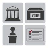 Democratic election Stock Photography