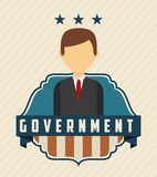 Democratic election Royalty Free Stock Images