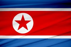 Democratic peoples republic of korea Stock Photo