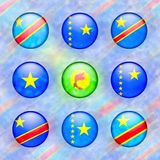 Democratic Republic of the Congo Royalty Free Stock Image