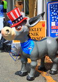 Democratic Party Symbol Donkey Stock Photos