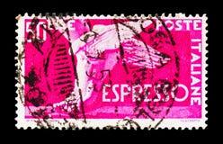 Democratisch, ESPRESSO serie, circa 1951 stock fotografie