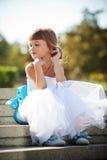 Demoiselle d'honneur Images stock