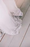 Demoiselle d'honneur Dres Image stock