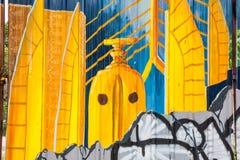 Demokratie-Monument Lizenzfreie Stockfotos