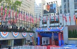 Demokratie-Piazza Lizenzfreies Stockfoto