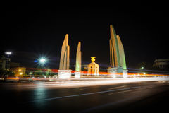 Demokratiedenkmal, Bangkok, Thailand Lizenzfreie Stockbilder