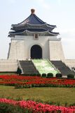 demokratikorridor minnes- nationella taiwan Royaltyfria Bilder
