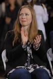 Demokratisk presidentkandidat Hillary Clinton Campaigns In Las Vegas, Nevada Arkivbild
