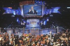 Demokratyczna Konwencja zdjęcia stock