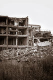 Demolición Fotografía de archivo