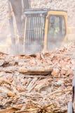 Demolición Imagenes de archivo