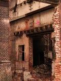 Demolición Fotos de archivo