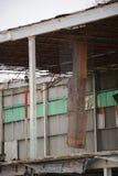 Demolición de la fábrica imagen de archivo libre de regalías