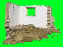 demolición Imágenes de archivo libres de regalías