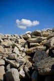 Demolierter Beton Stockbilder