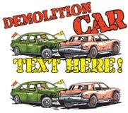 Demolierung Derby Lizenzfreies Stockfoto