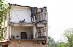 Demolished Building Stock Images