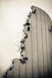 Demolished Building Royalty Free Stock Photos