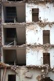 Demolished building Stock Photography