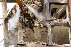 demolition imagens de stock