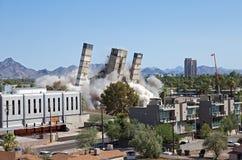 Demolition 13 Royalty Free Stock Photo
