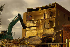 Demolition 15 Stock Image