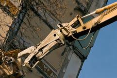 Demolition Royalty Free Stock Image