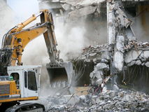 Free Demolition Royalty Free Stock Photography - 3679977