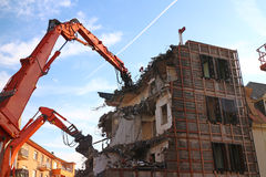 Free Demolition Stock Photos - 49932863