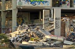 demolition imagens de stock royalty free