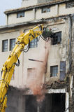 Demolition Royalty Free Stock Image