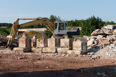 demolition fotos de stock royalty free