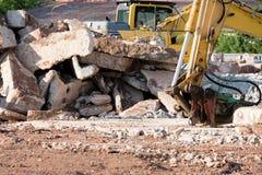 demolition fotografia de stock royalty free