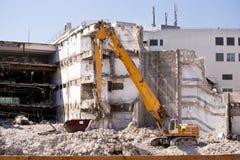 Demolition Building Stock Photos