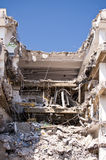 Demolition Building Royalty Free Stock Photography