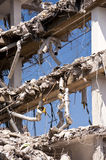 Demolition Building Stock Image