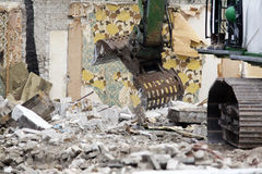 Demolition Stock Photography