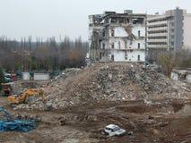 Demolition Royalty Free Stock Photos