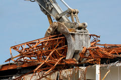 Demolition One Stock Photo