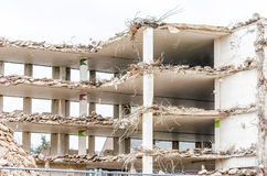 Demolition park in Velbert Royalty Free Stock Image