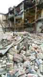 Demolition Rubble Stock Images
