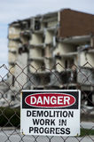 Demolition Stock Photos
