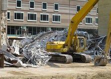 Demolition Site Stock Images
