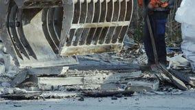 Demolition Clean Up
