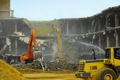 Demolizione Fotografie Stock