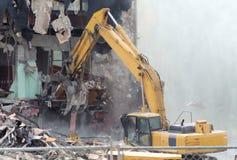 Demolizione 5 Fotografie Stock Libere da Diritti