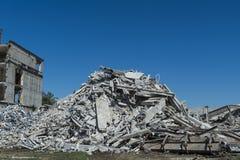 demolizione Immagini Stock