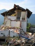 Demolizione, costruzione, ricostruente Fotografia Stock