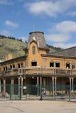 Demolizione del quadrato in dorato, Colorado di eredità Immagine Stock Libera da Diritti